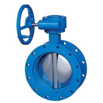Soft sealing butterfly valve